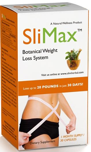 SliMax Botanical Slimming