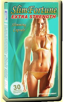 SlimFortune Slimming Capsule